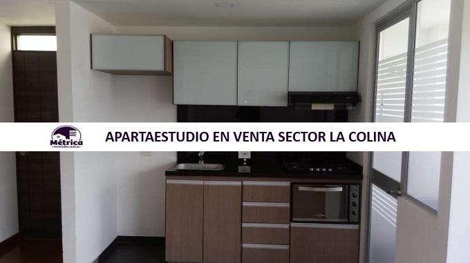 005AP APARTAESTUDIO EN VENTA SECTOR LA COLINA