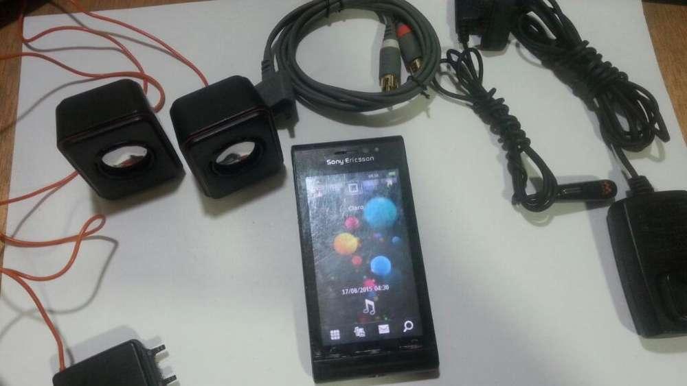 Sony Ericsson U1i Satio Walkman Clásico