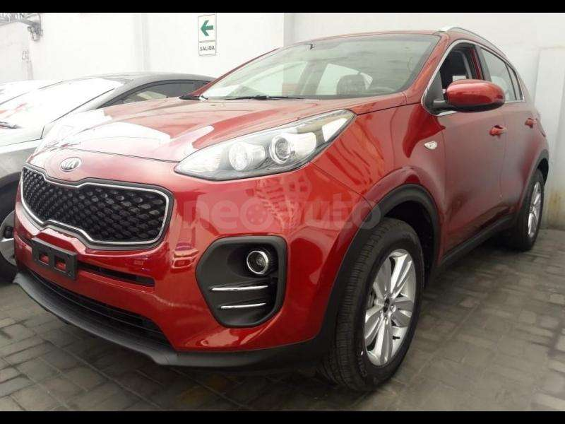 Kia All New Sportage 2017 - 0 km