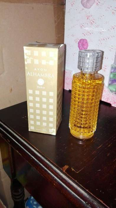 Liquido Perfume Alhambra
