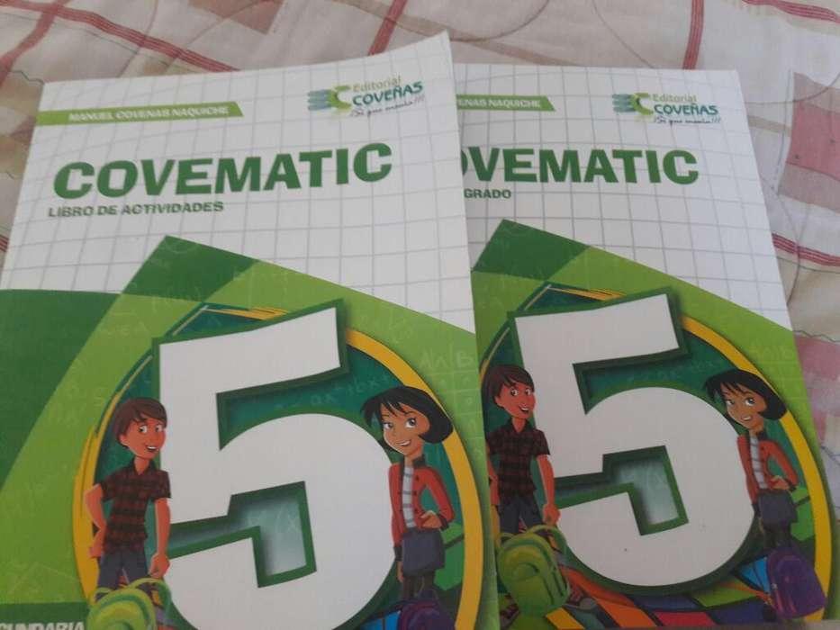 Libro Covematic Editorial Coveñas