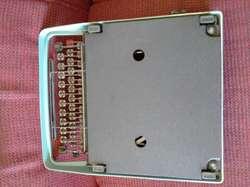 LIQUIDO ANTIGÜEDAD!!! Máquina de escribir LETTERA 32. Mexicana