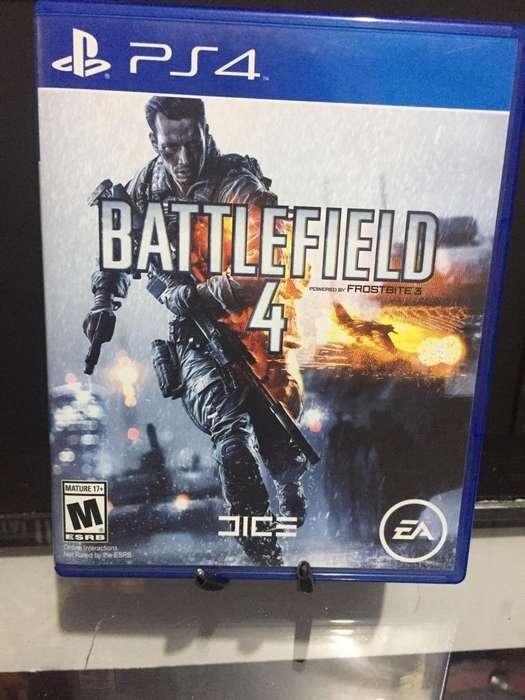 Battle Field 4 Ps4