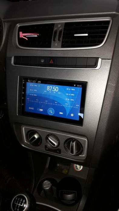 VW VOLKSWAGEN FOX ESTEREO CENTRAL MULTIMEDIA STEREO CON ANDROID, GPS, BLUETOOTH