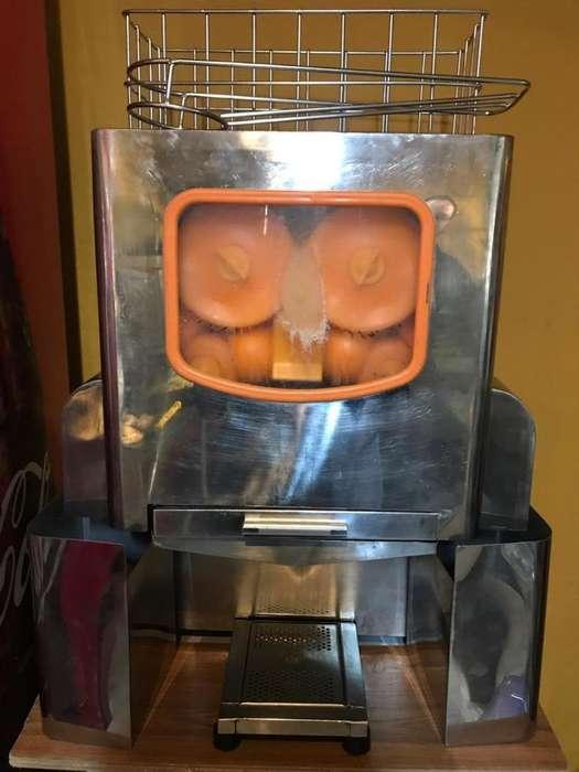 Maquina Exprimidora de Naranja