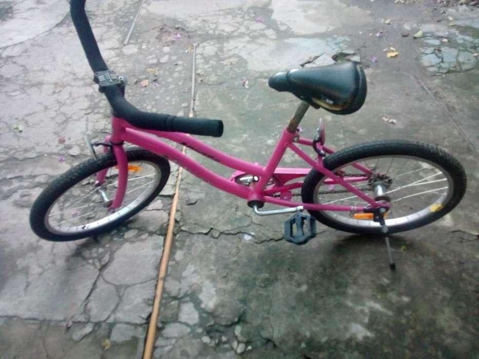 Bicicleta de Nena Playera