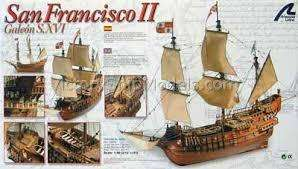 VENDO NUEVO PARA ARMAR DE Artesania Latina San Francisco II