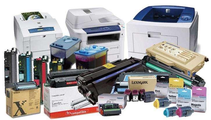 TINTA TONER HP LEXMARK SHARP RICOH CANON SAMSUNG KYOCERA XEROX 209 404 406 504 506 104S 105 108S 111S R116 119A 203 205