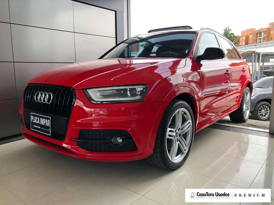 <strong>audi</strong> Q3 2015 - 41120 km