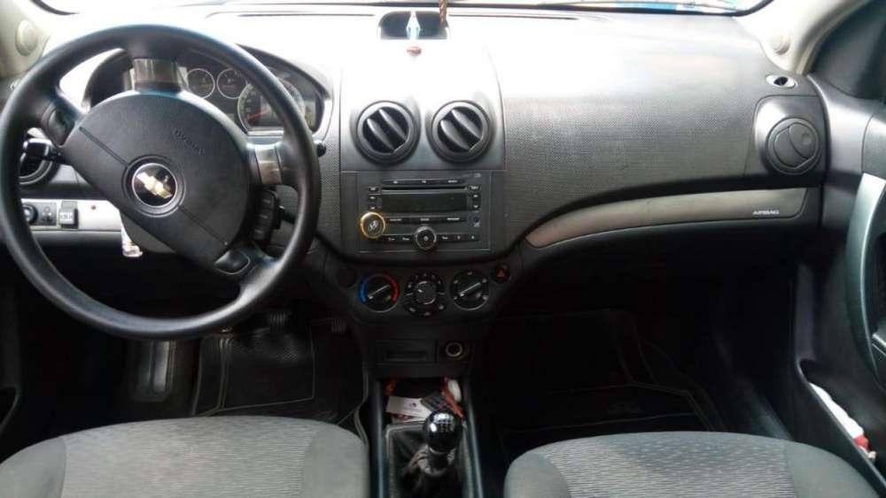 Chevrolet Aveo Emotion 2011 - 134336 km
