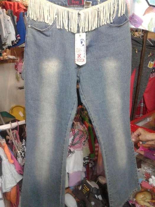 Pantalon Dama Marca Sexy Talla 12