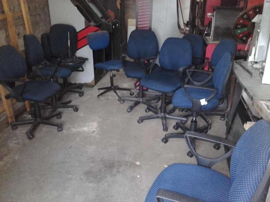 sillas con ruedas pc