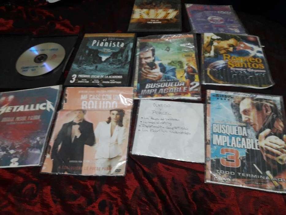 Vendo Dvd Algunos Originales