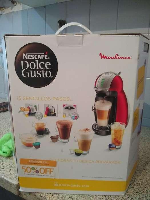 Cafetera Nescafé Dolce Gusto Moulinex