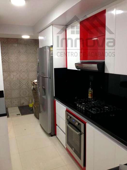 Diseñamos y elaboramos cocinas en poliuretano