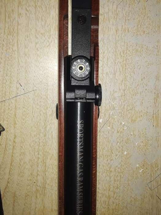 Permuto Rifle Beeman Modelo#10512gp*