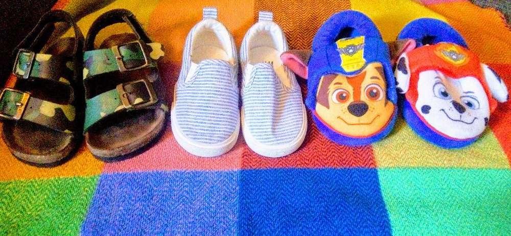 Los 3 X 50.000 Zapatos Hermosos Niño