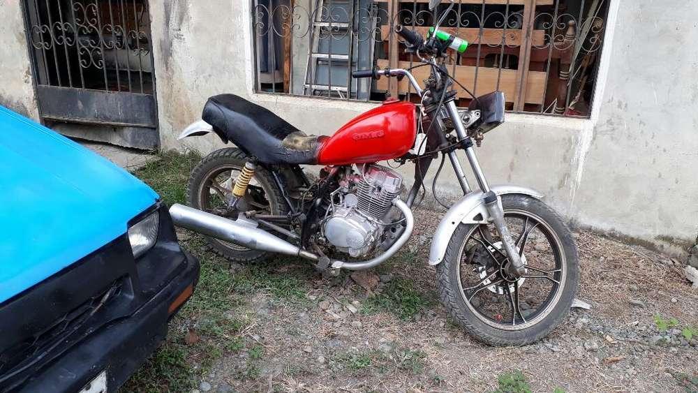 Moto 150 Cc Qmc