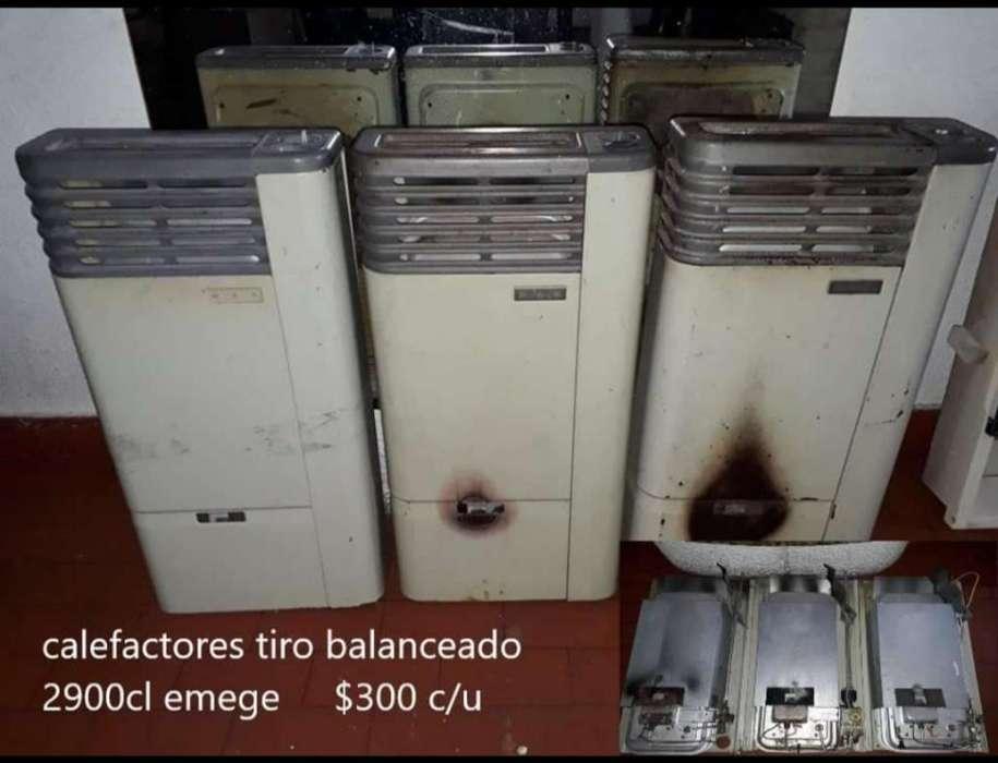 Calefactores Tiro Balanceado