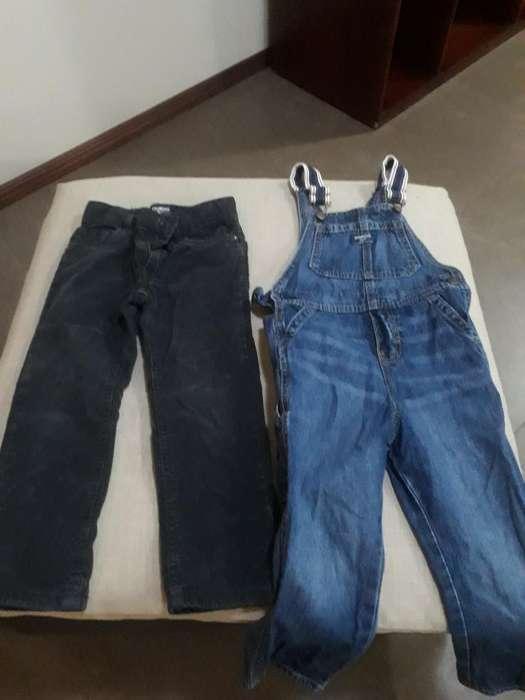 <strong>ropa</strong> Niño 4 Años Usada