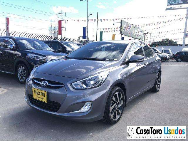 <strong>hyundai</strong> Accent 2017 - 14633 km