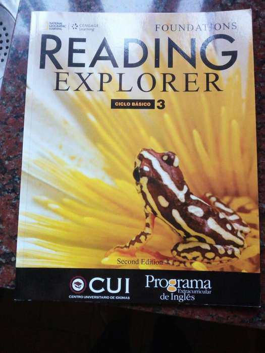 Reading Explorer Y New York