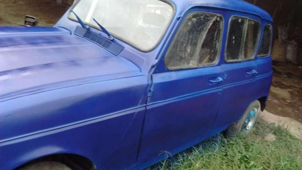 Renault R4  1983 - 123 km