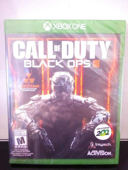 call of duty black ops 3 en 170.000