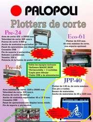 Plotter Ancho 102cm C/Software JPP40 Servocontrol PALOPOLI