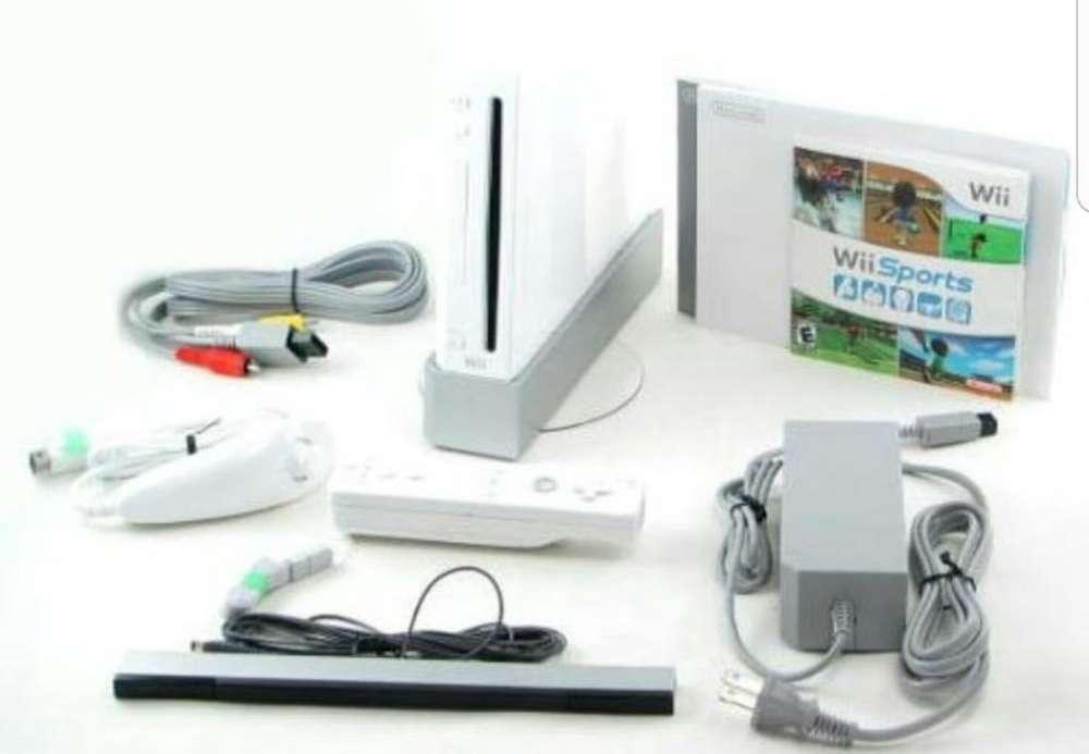 Consola Nintendo Wii. Flasheada. Poco Us