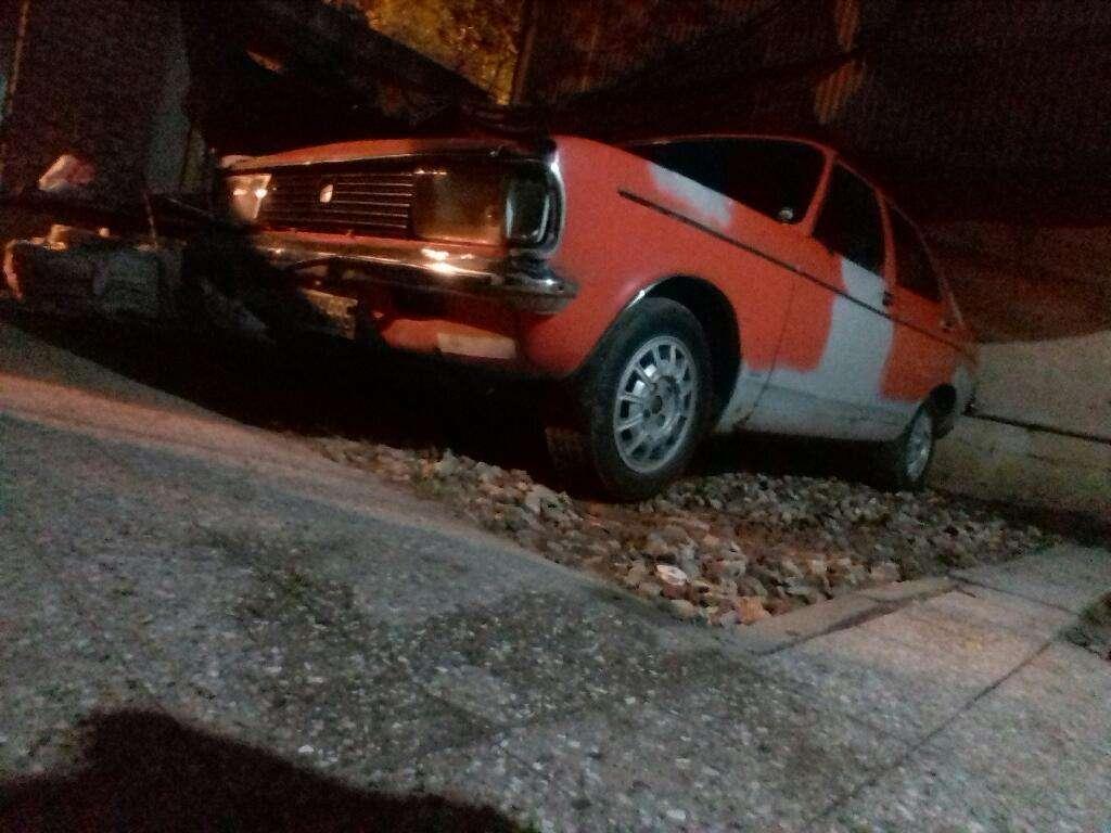 Dodge 1500 con Gnc