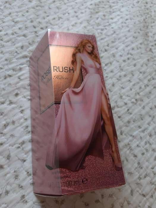 Vendo Perfume Paris Hilton Roserush