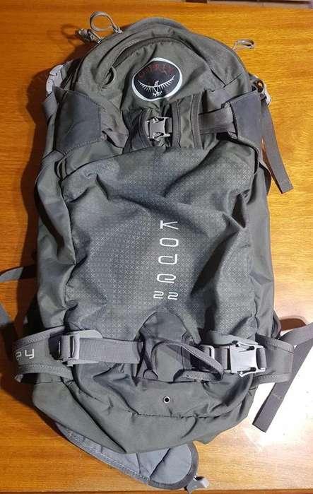 Osprey Kode 22 litros - Excelente estado