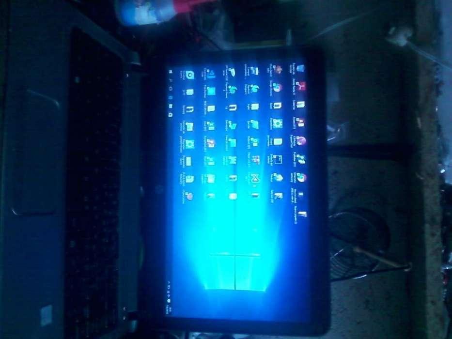 Laptop HP usada Probook 430 G3 en buen estado.