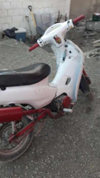 Vendo Gilera 110