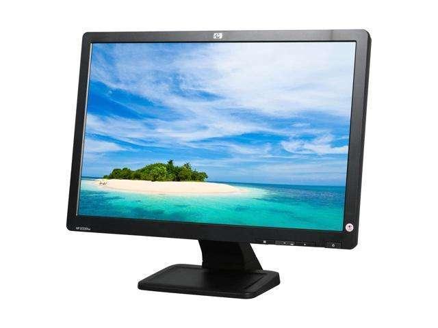 Monitor Lcd Hp 18.5