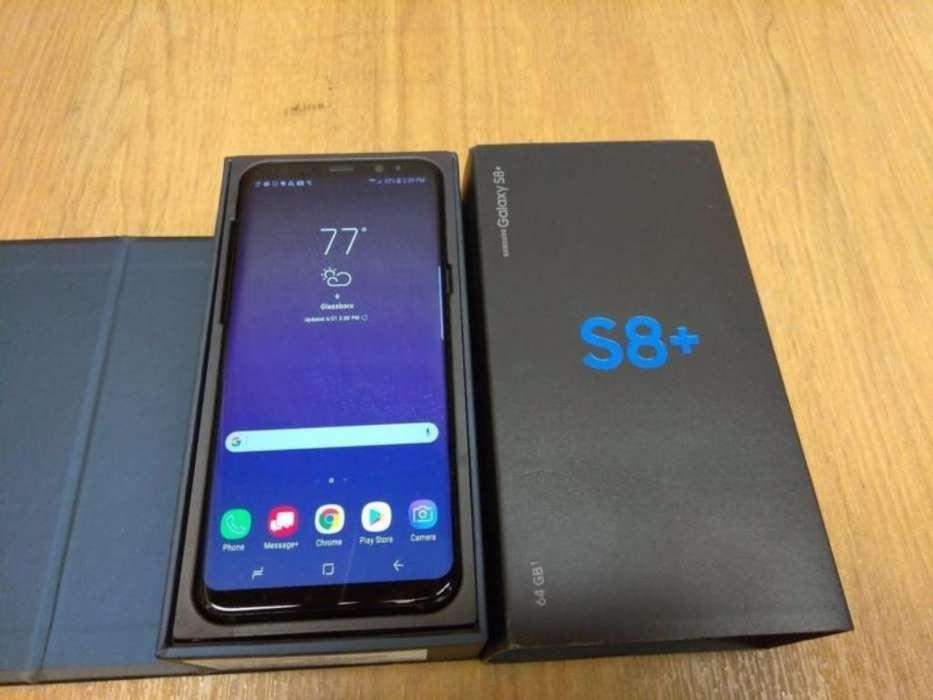 Samsung S8mas Edge Plus 64gigas Memori