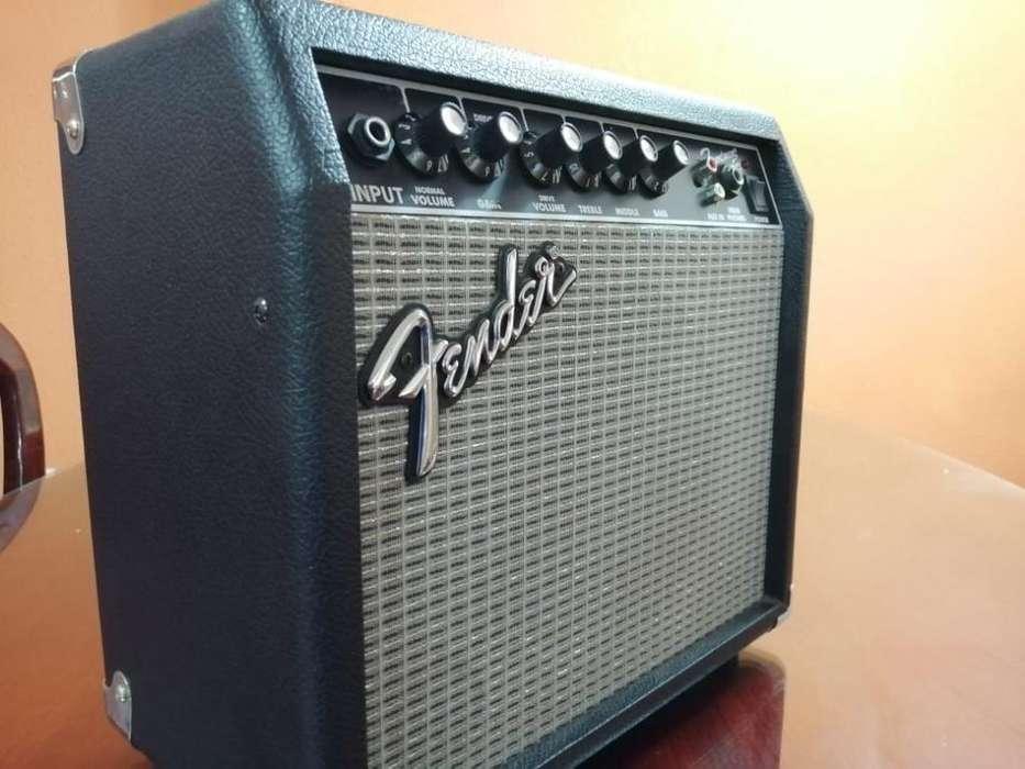 Amplificador Fender 15g
