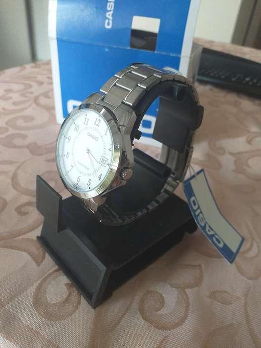 Vendo Reloj Casio Nuevo 80