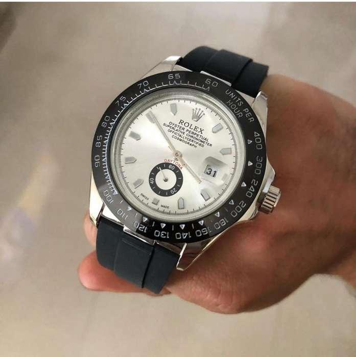 Reloj Rolex Cronografos Funcionales