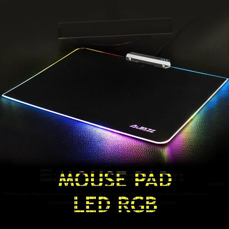 Mouse Pad Gaming Led Full Color Edition