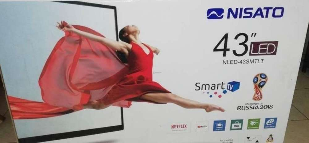 Tv Nisato 43'' Smart Tv