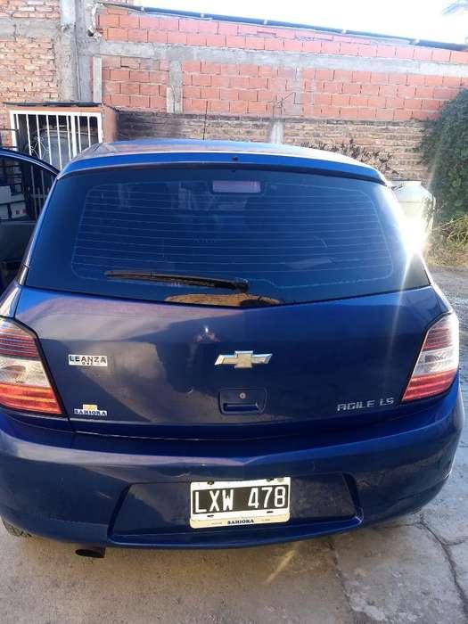 Chevrolet Agile 2012 - 104000 km