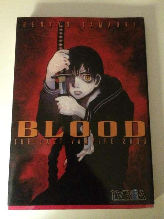 Manga Blood Last Vampire en Español