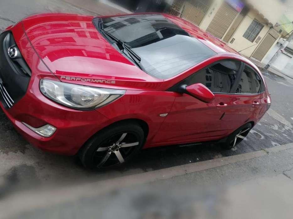 Hyundai i25 2013 - 80000 km