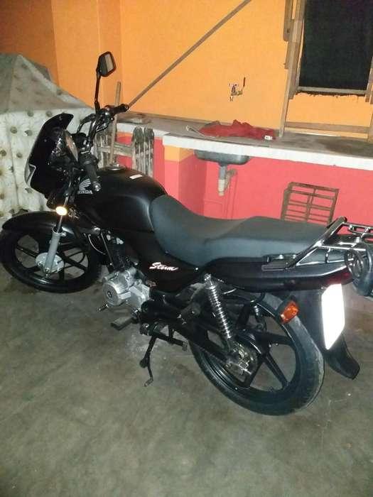 Vendo Motocicleta Marca <strong>honda</strong> Storm 125