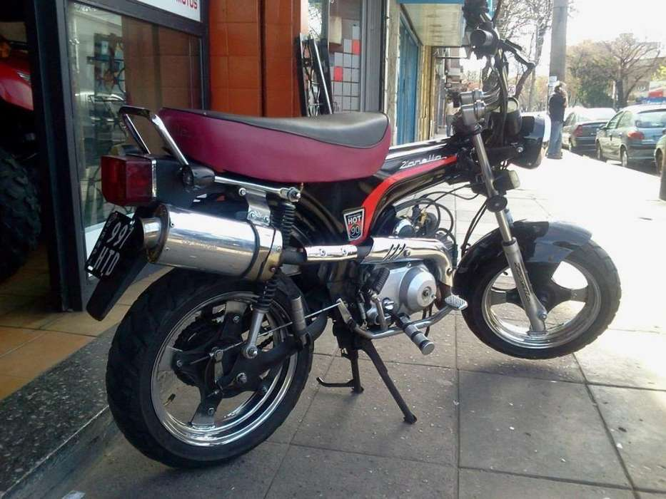 Zanella Hot 90cc. Tuning Full