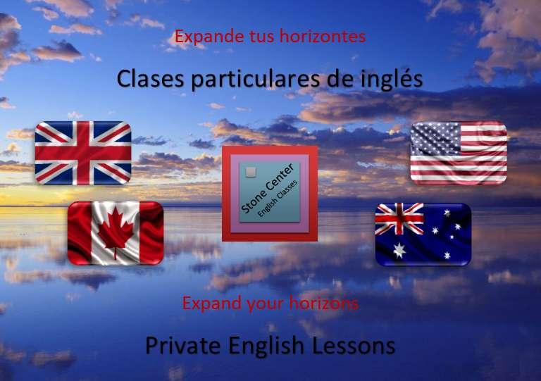 Clases particulares de inglés (English Lessons)