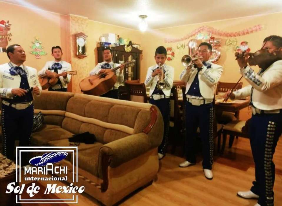 Mariachis para Cumpleaños en Quito Norte