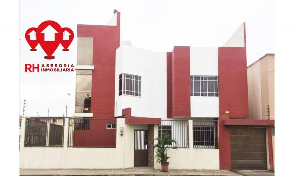 Casa en venta Urb Las Crucitas, Machala 725 - wasi_1432615